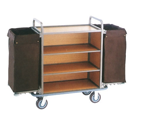 Chambermaid Trolley A N T Metallofabrica Ltd